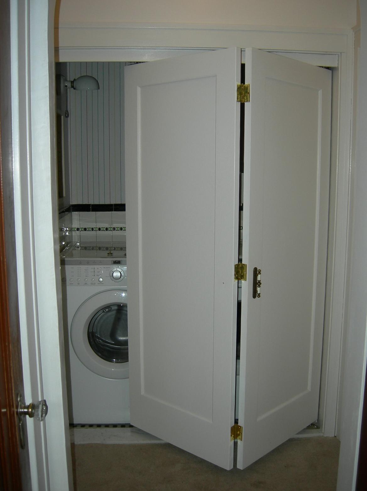 Shaker Bifold Closet Doors