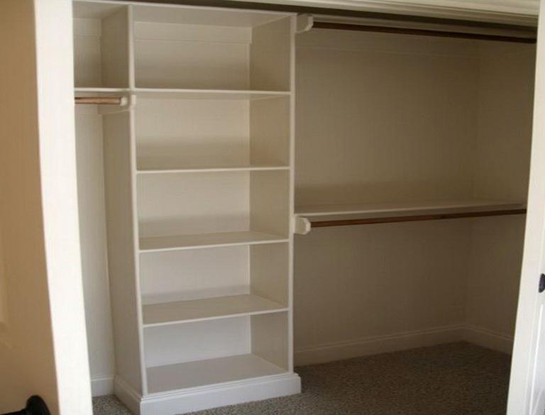Shelving For Closets Ideas
