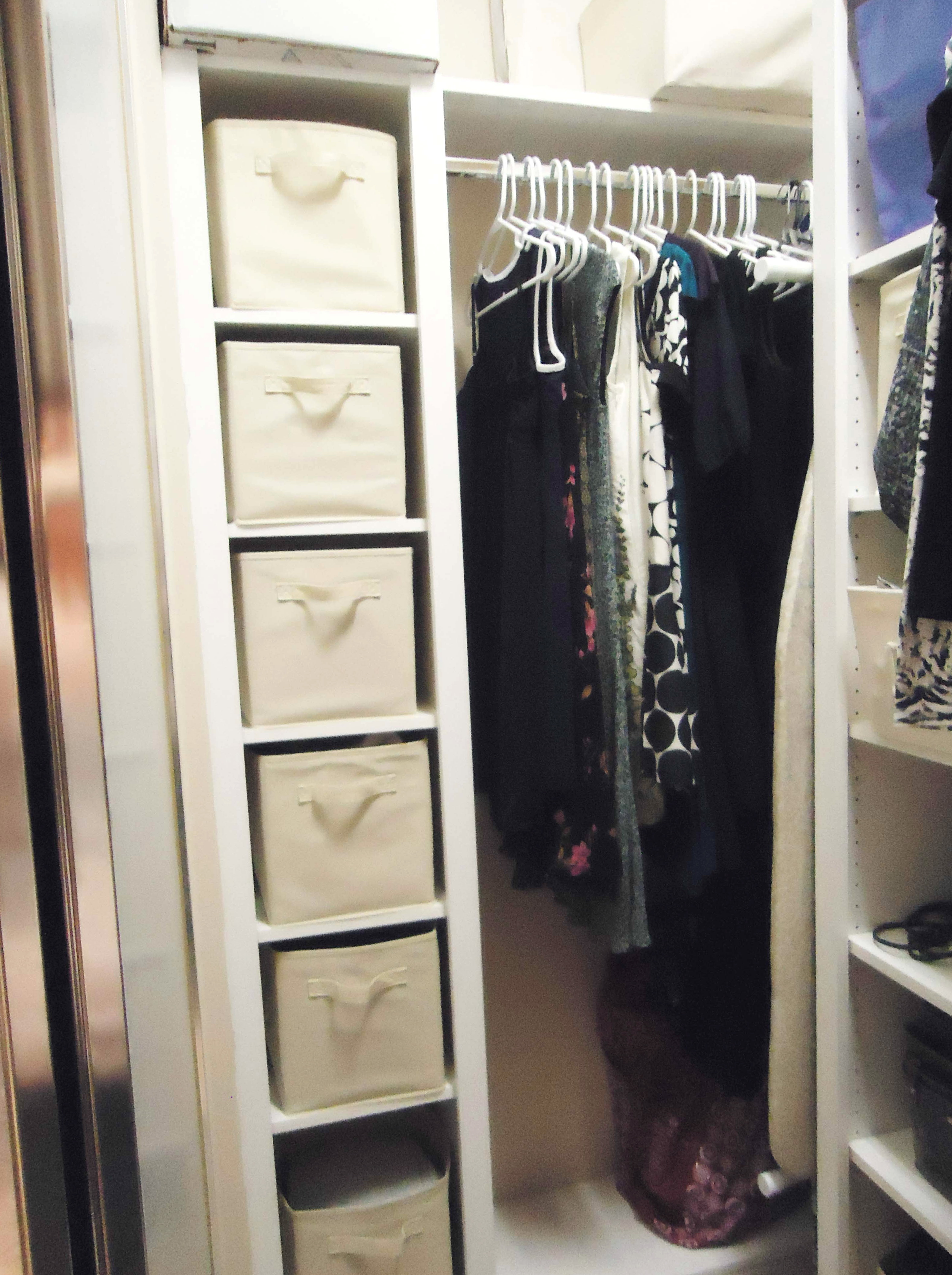 Shelving Ideas For Small Closets