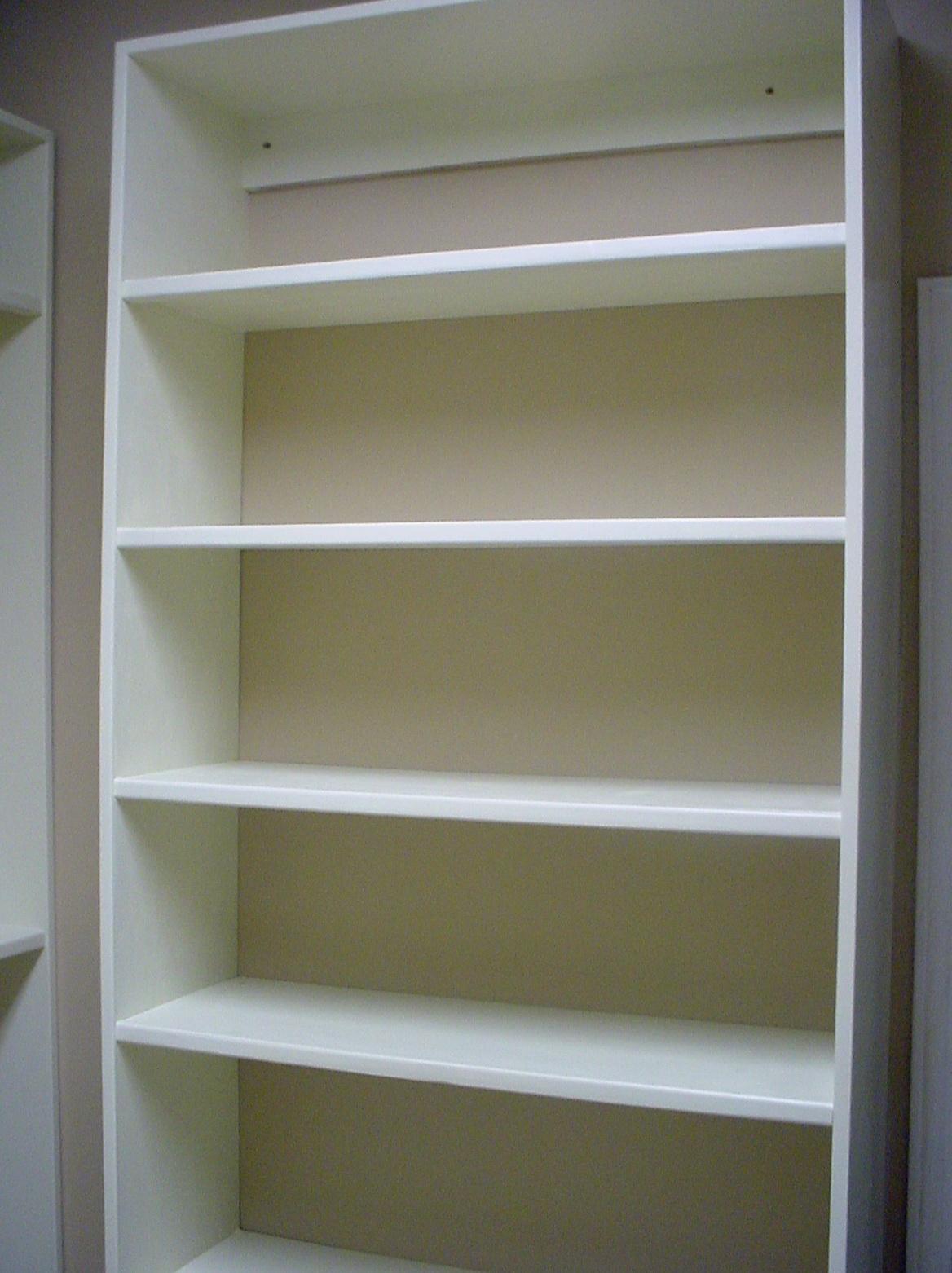 Shelving Units For Closets