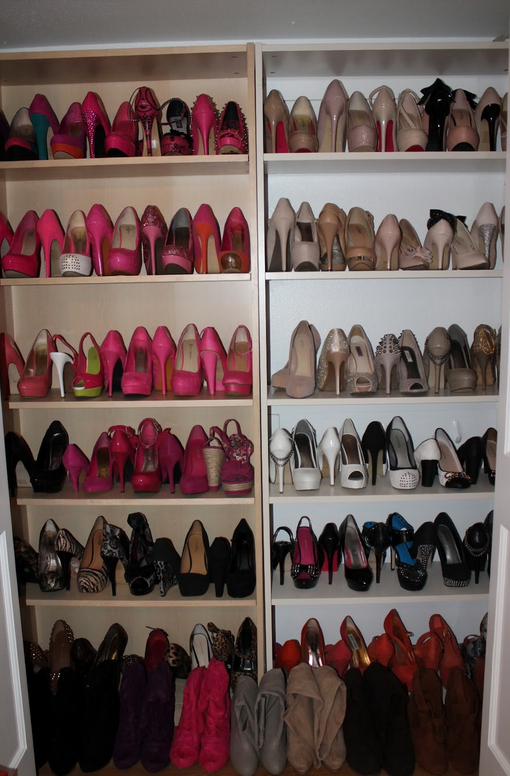 Shoe Shelves For Closets Ikea