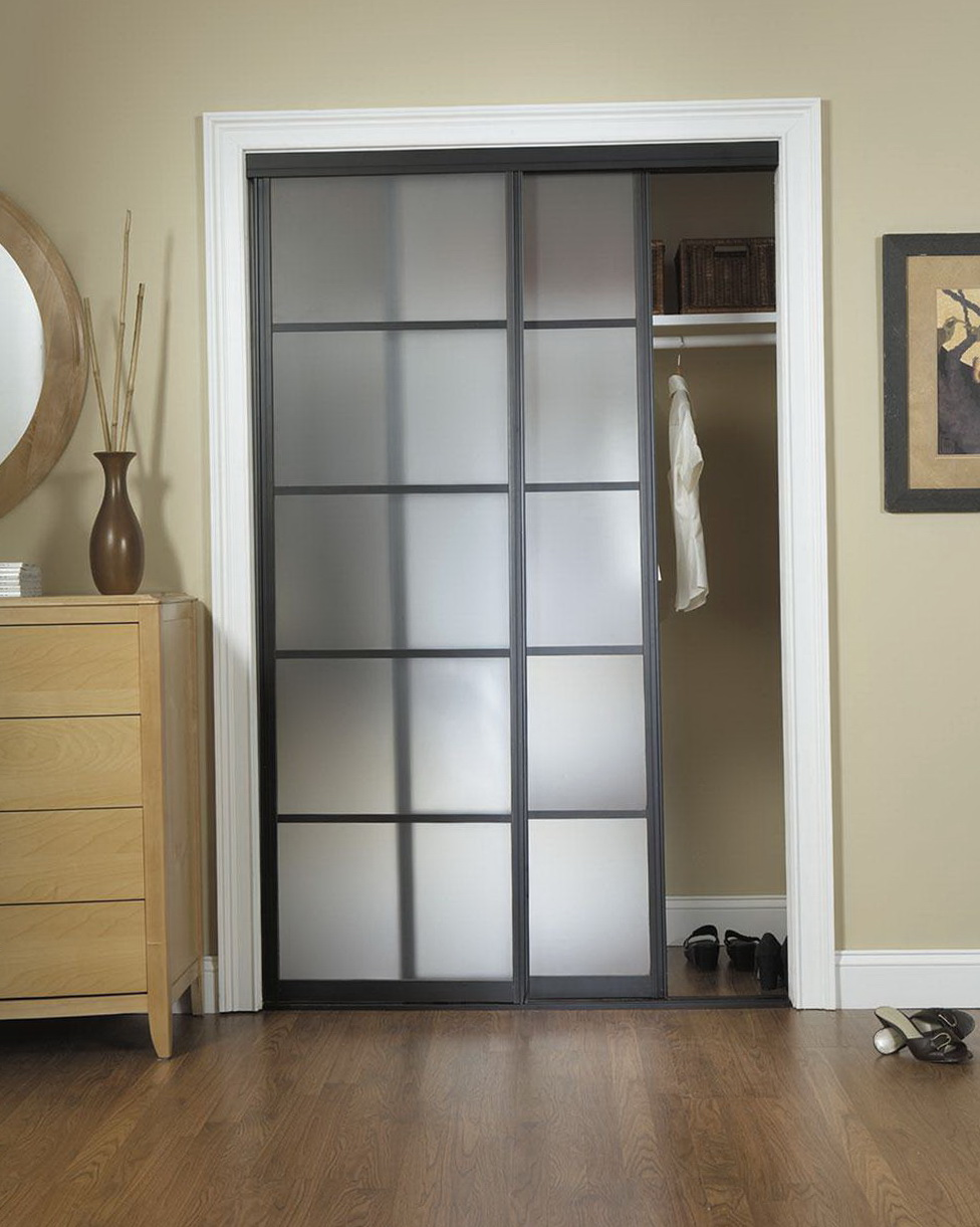 Sliding closet door options home design ideas for Sliding door options