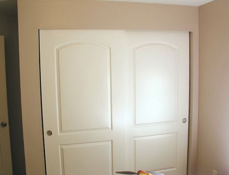 Sliding Closet Doors For Bedrooms Home Depot