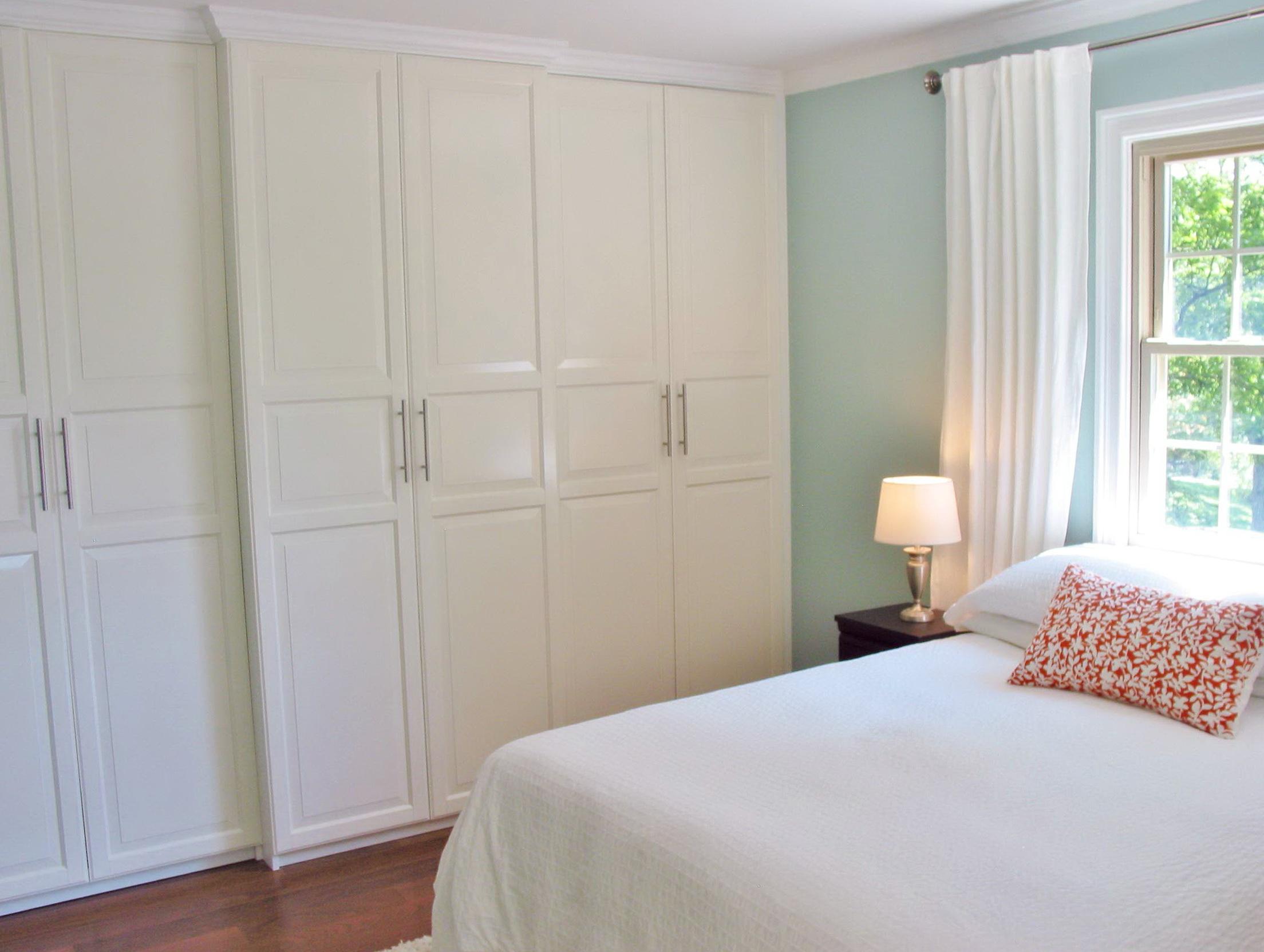 Small Closet Door Options