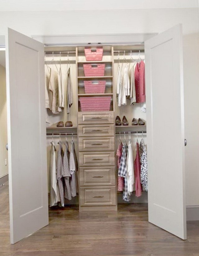 Small Closet Organizers Ideas