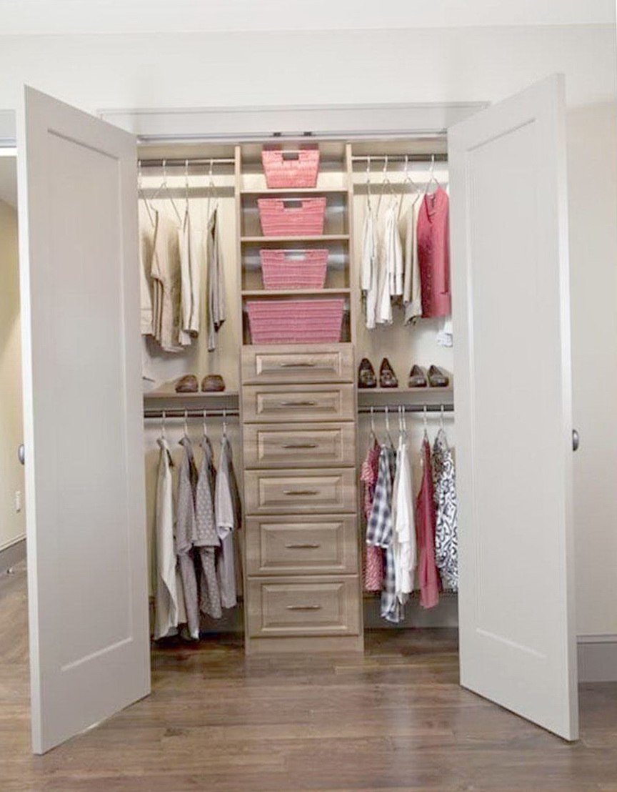 Small Closet Organizers Ideas