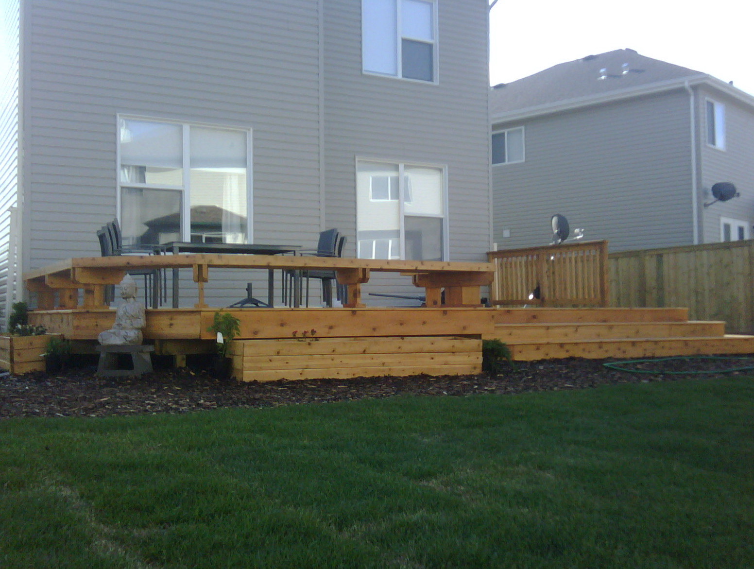 Small Front Deck Designs