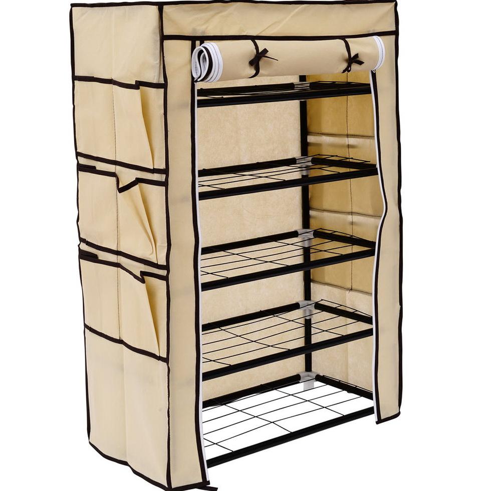 Attrayant Stand Up Closet Storage