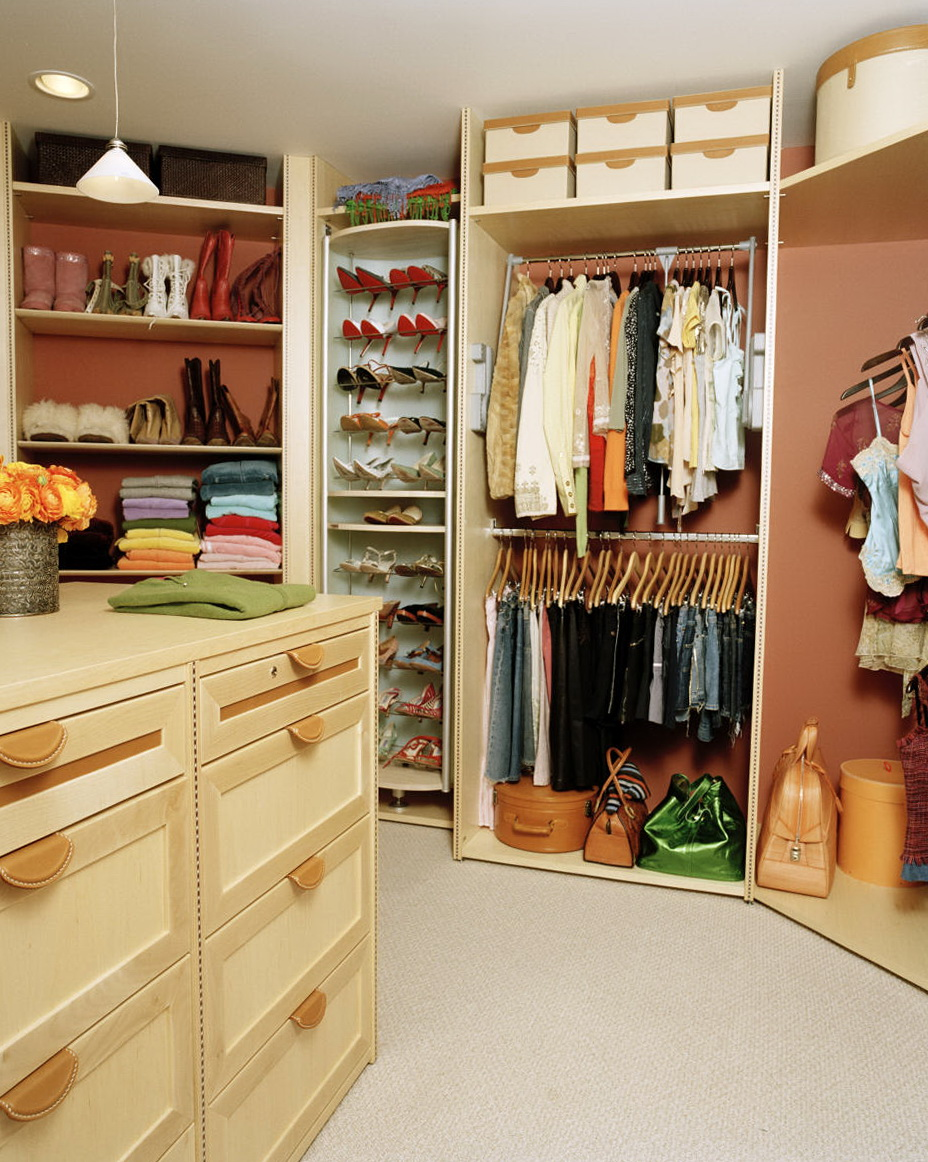 Storage ideas for small closet space home design ideas Small closet shelving ideas