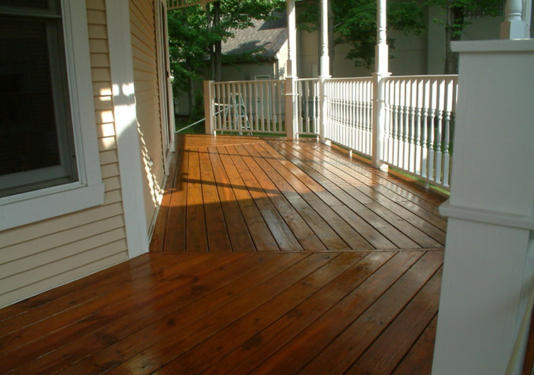 The Best Deck Stain On The Market