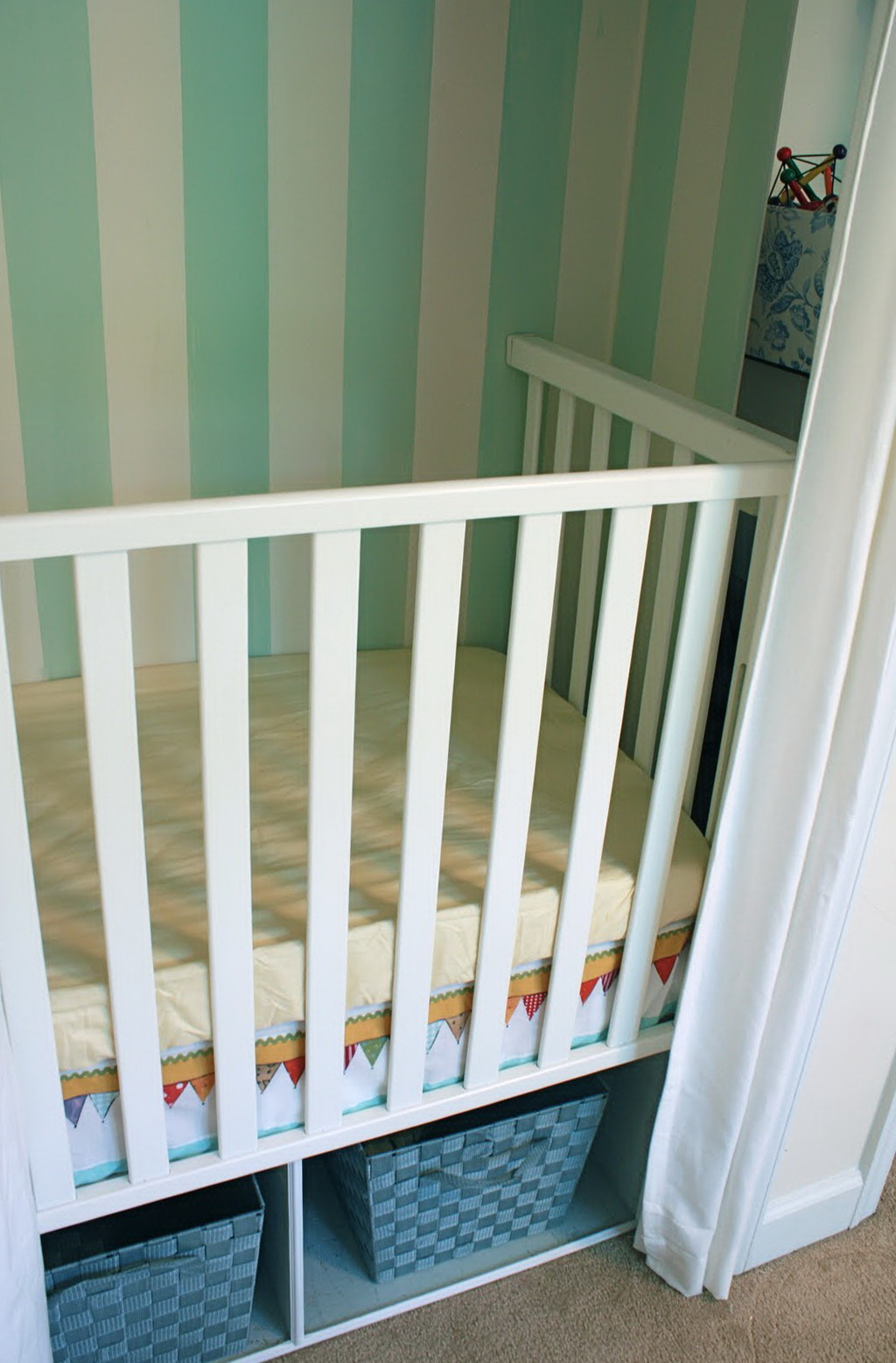 Toddler Bed In Closet Home Design Ideas