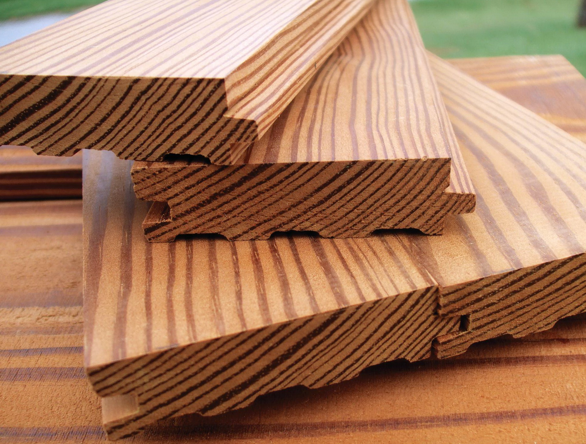 Tongue And Groove Porch Decking