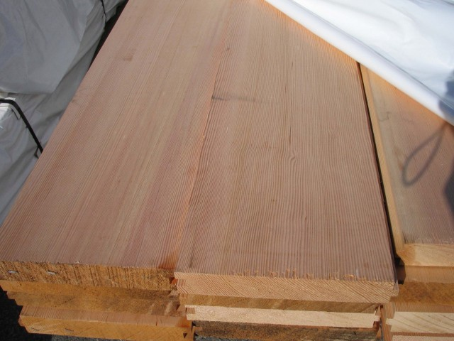 Tongue And Groove Wood Decking