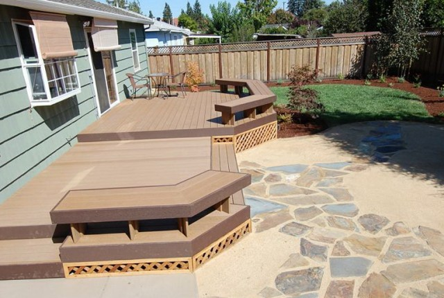 Trex Decking Colors Chart