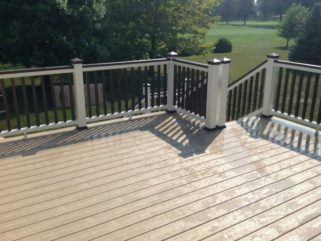 Trex Decking Colors Rope Swing