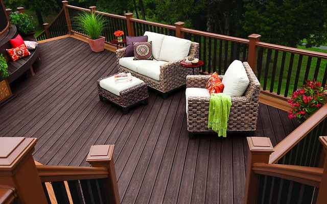 Trex Transcend Decking Installation