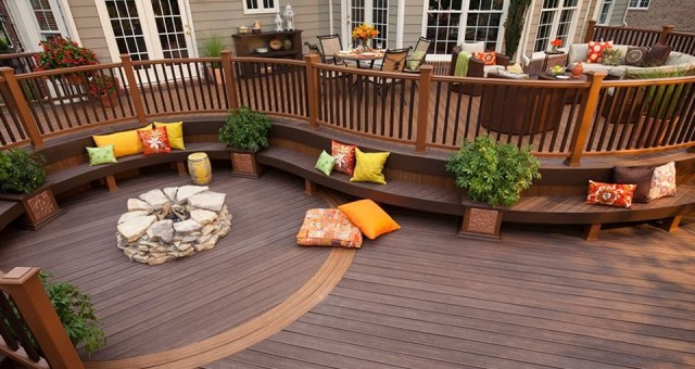 Trex Transcend Decking Photos