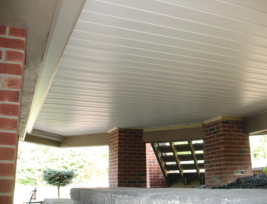 Under Deck Ceiling Ideas Home Design Ideas