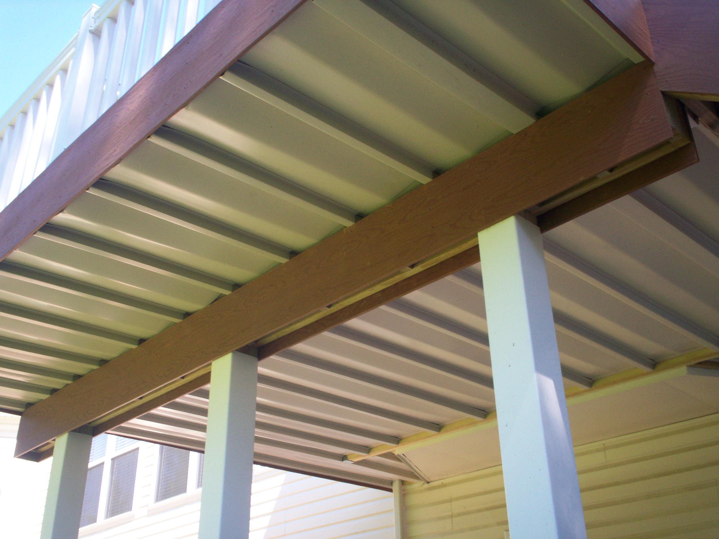 Under Deck Ceiling Options Home Design Ideas