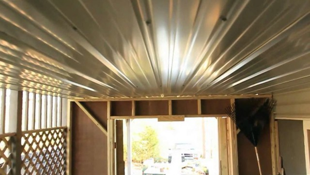 Under Deck Ceiling Panels