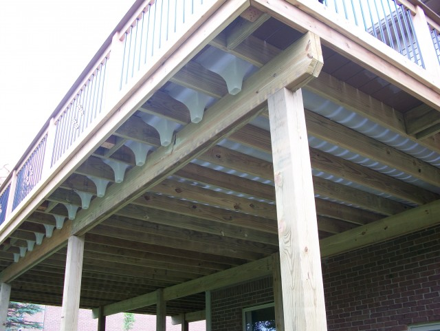 Under Deck Drainage Systems