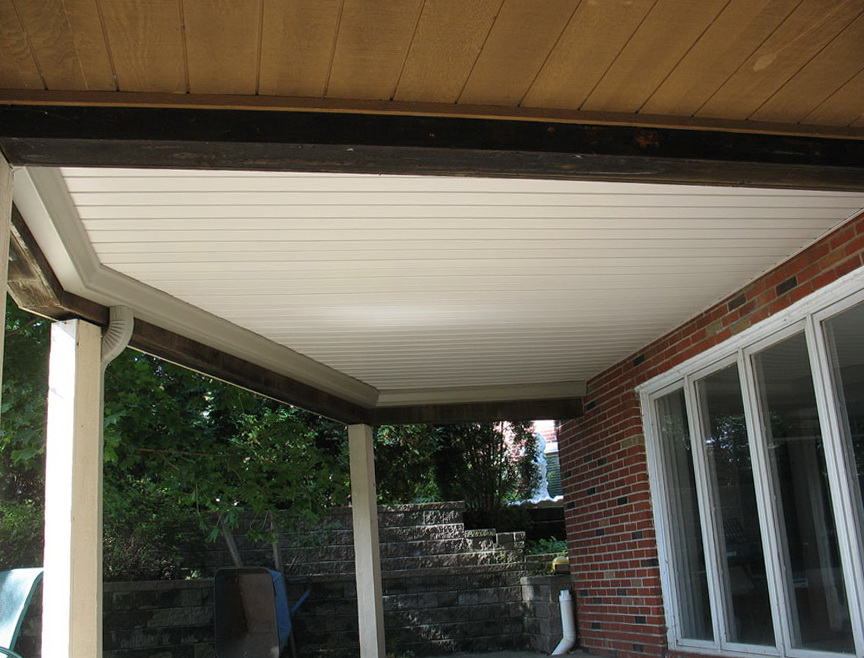 Under Deck Roof Systems Lowes Home Design Ideas