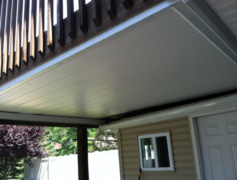 Under Deck Roofing Installers Home Design Ideas