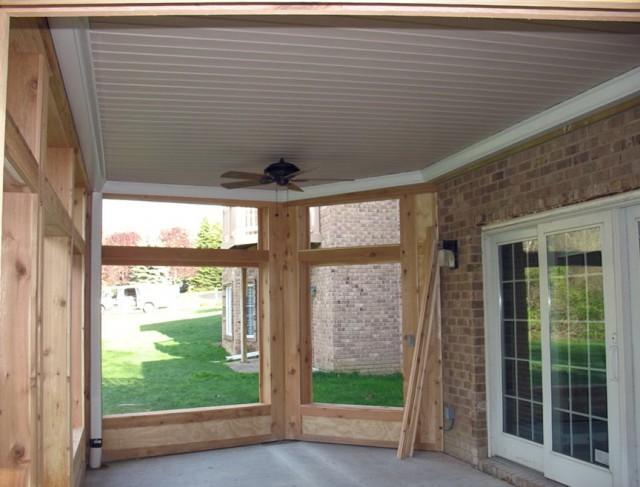 Under Deck Roofing System Home Depot