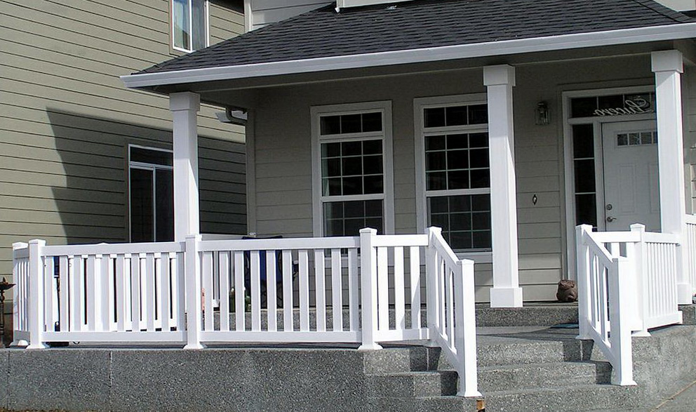 Vinyl Deck Railing Systems Lowes