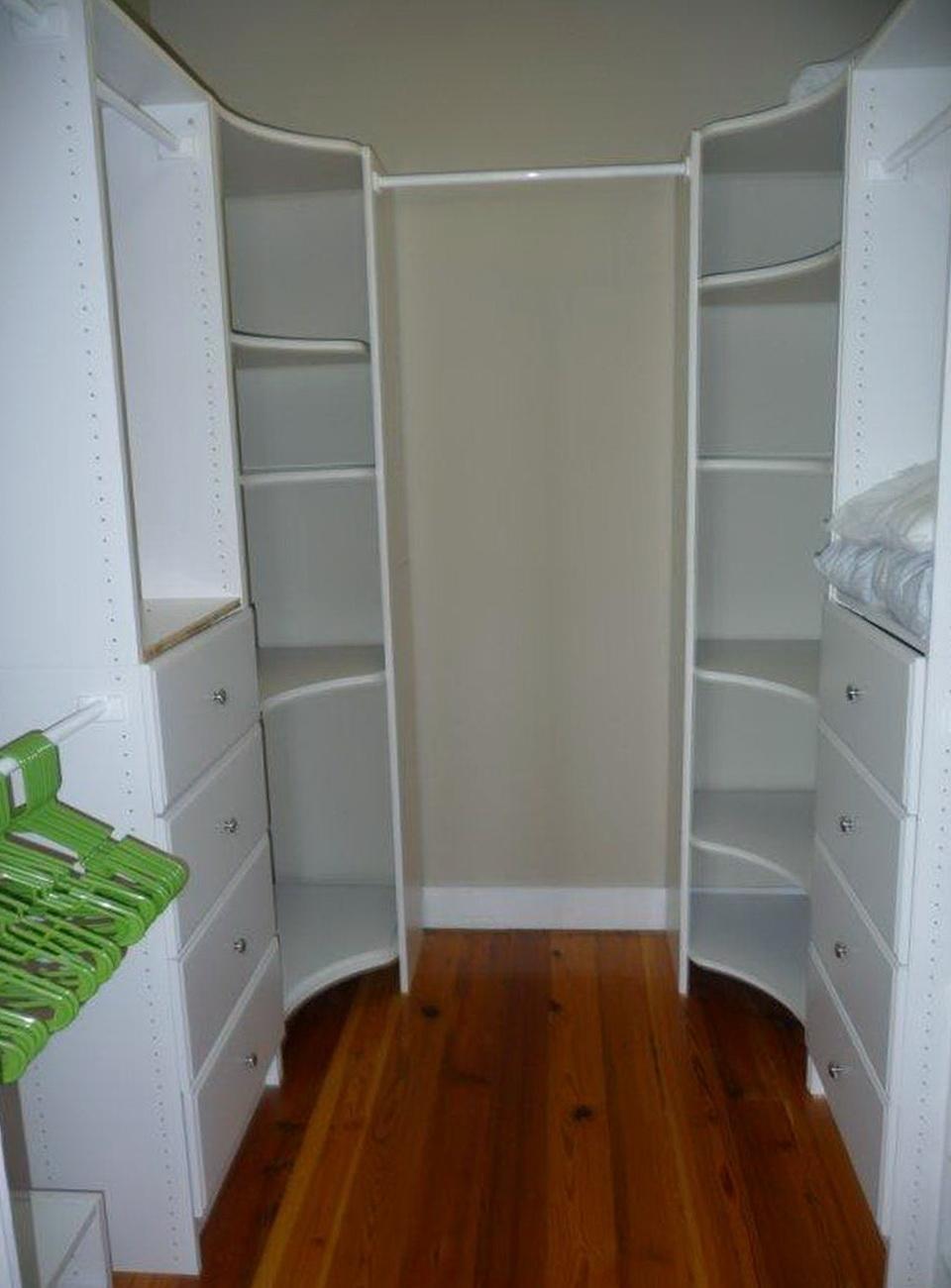 Walk In Closet Built Ins
