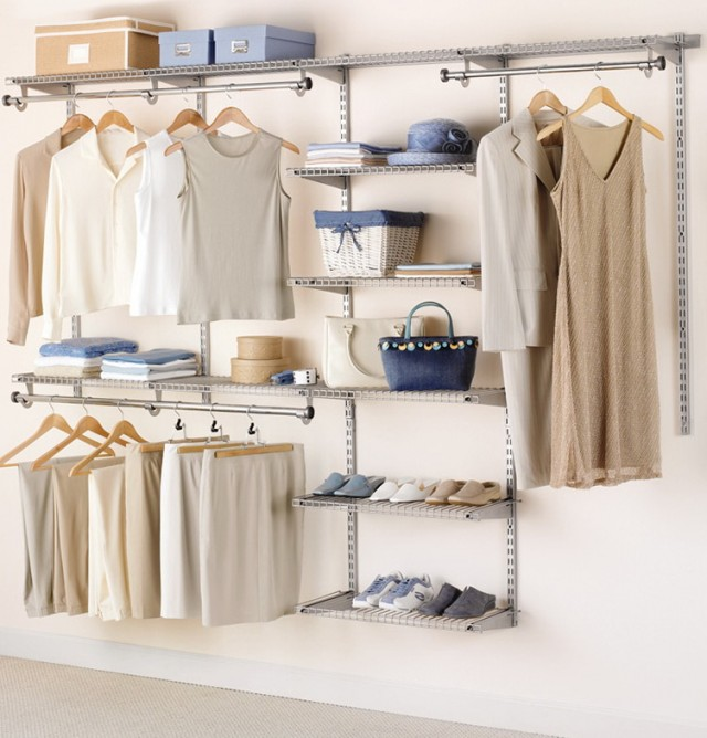 Wire Closet Systems Rubbermaid