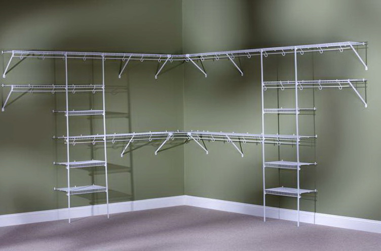 Wire Shelving For Closets Home Design Ideas