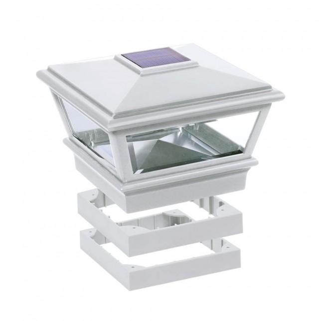 6x6 Solar Deck Post Caps