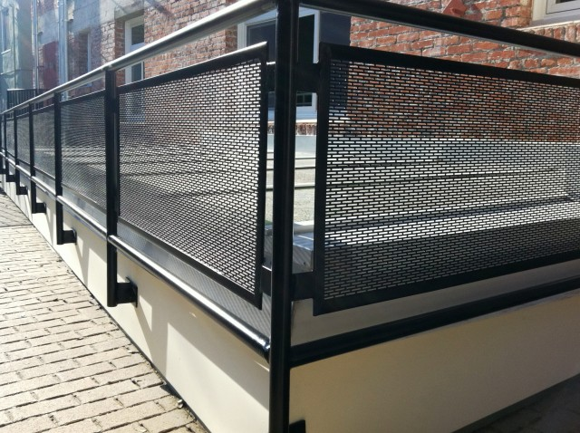 Aluminum Railings For Decks St. Louis