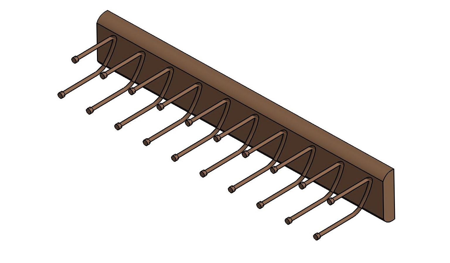 Automatic tie racks for closets home design ideas for Motorized tie racks for closets