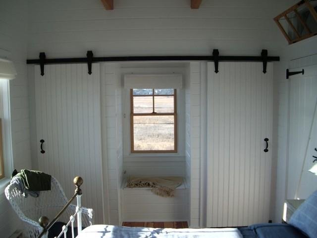 Barn Door Closet Ideas