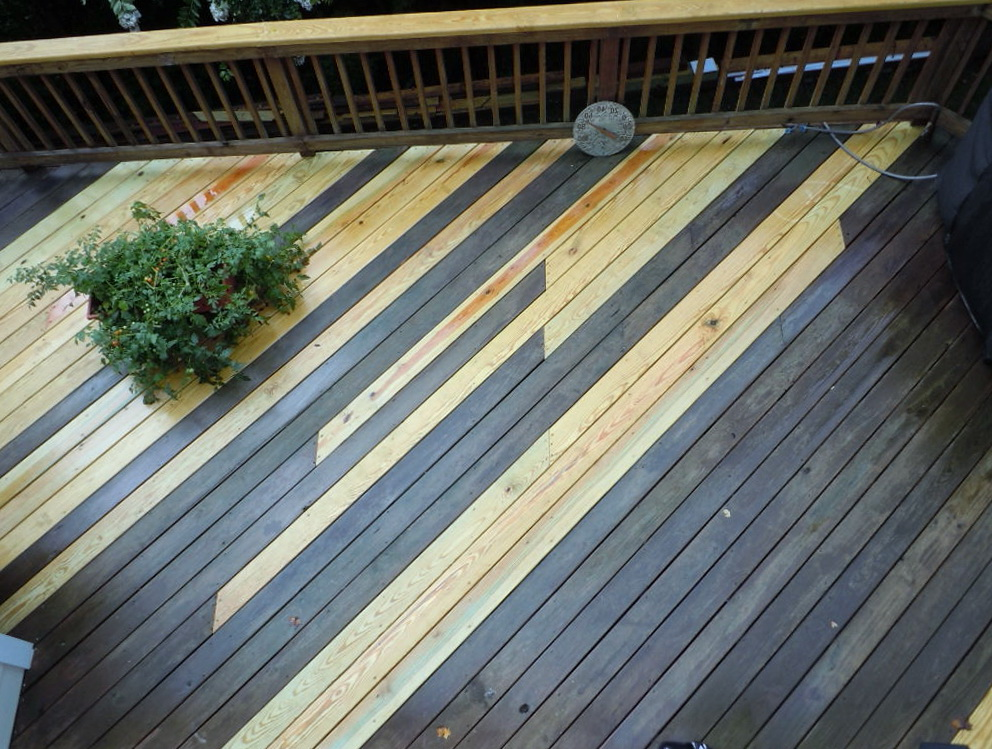 Best deck wood stains home design ideas for Best wood for deck
