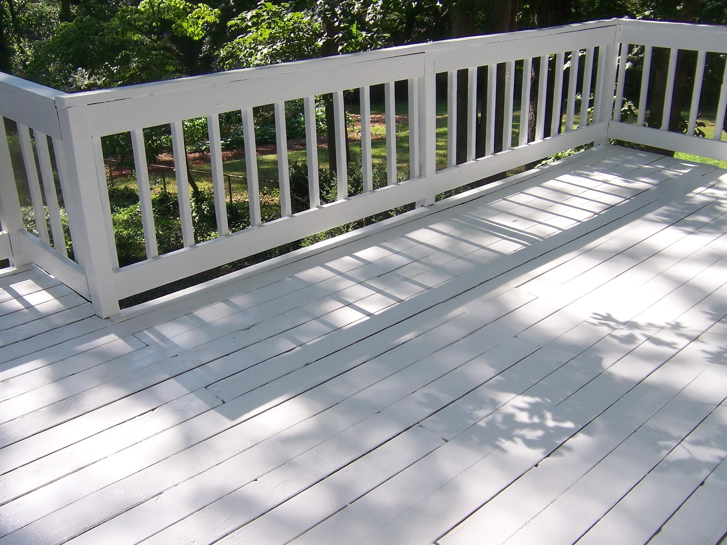 Best Non Wood Decking