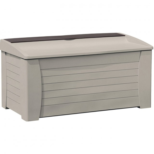Best Price Suncast Deck Box With Seat