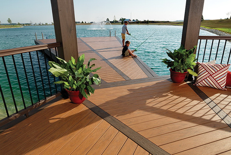 Cheap composite decking sale home design ideas for Cheap decking material