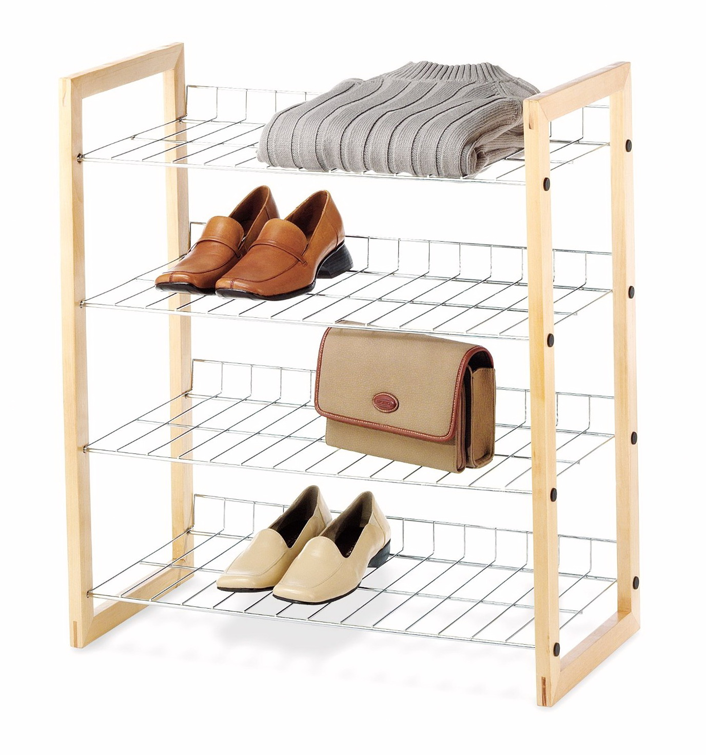 Cheap Shoe Organizers For Closets