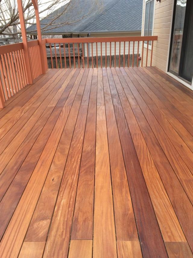 Clear Deck Sealer Reviews