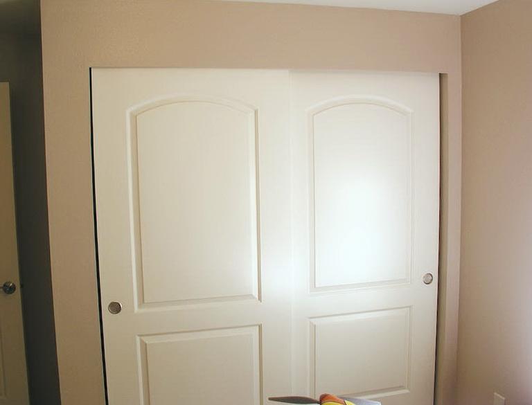 Closet Sliding Door Hardware Home Design Ideas