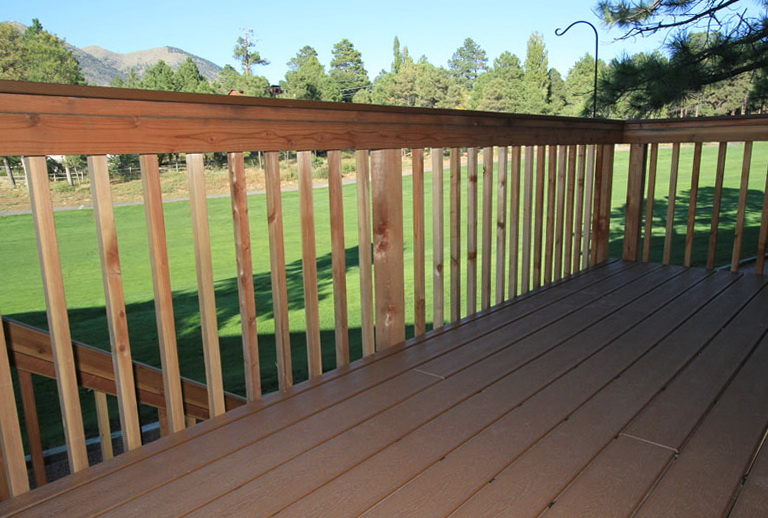 Composite Deck Material Cost Per Square Foot