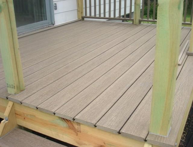 Composite Deck Material Reviews