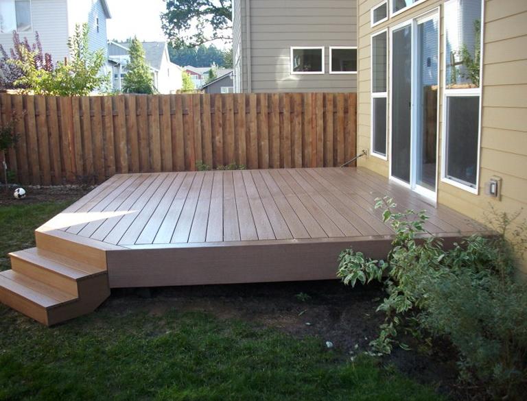 Composite decking brands canada home design ideas for Composite decking brands