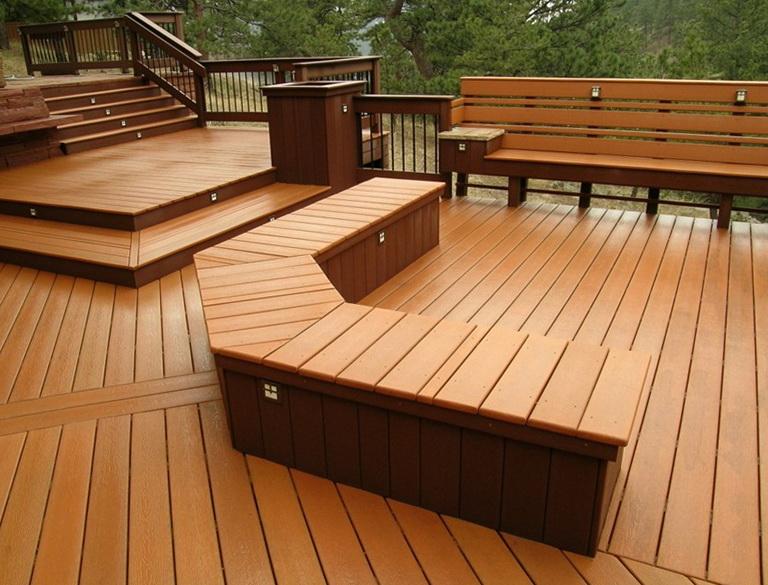 Composite decking comparison prices home design ideas for Composite decking comparison