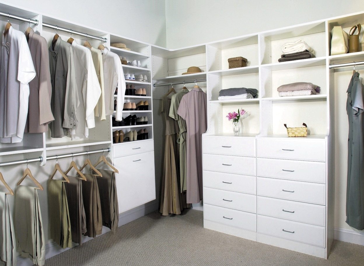 Corner Closet Organizer Plans | Home Design Ideas