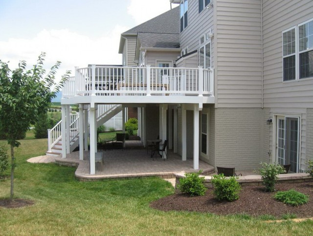 Deck And Patio Design Frederick Md