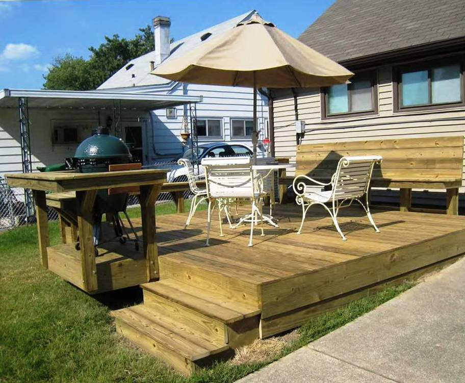Deck and patio design software free home design ideas for Free online deck design